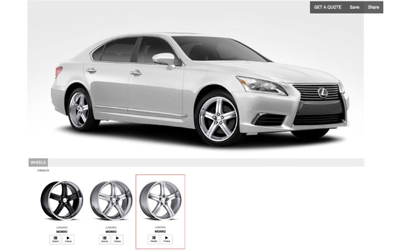lexus wheels, lexus sport custom wheels, lexus custom wheels