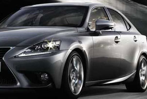 Our wheels provide the correct load rating for your Lexus